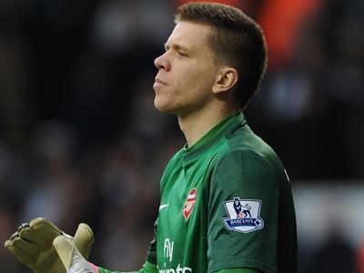 """Щесны: """"Хочу остаться в """"Арсенале"""" до окончания карьеры"""""""
