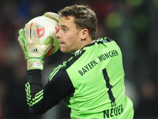 Мануэль Нойер - лучший вратарь Бундеслиги