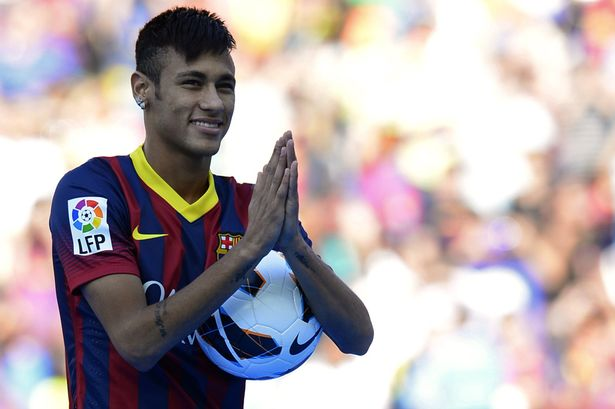 """""""Барселона"""" получит денежную компенсацию за травму Неймара"""