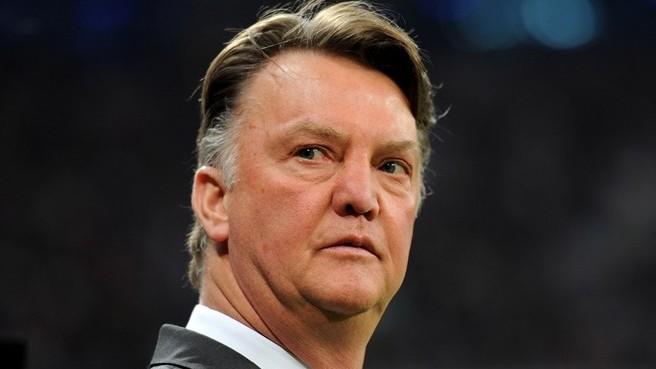 "Ван Гаал начал работу с ""Манчестер Юнайтед"""