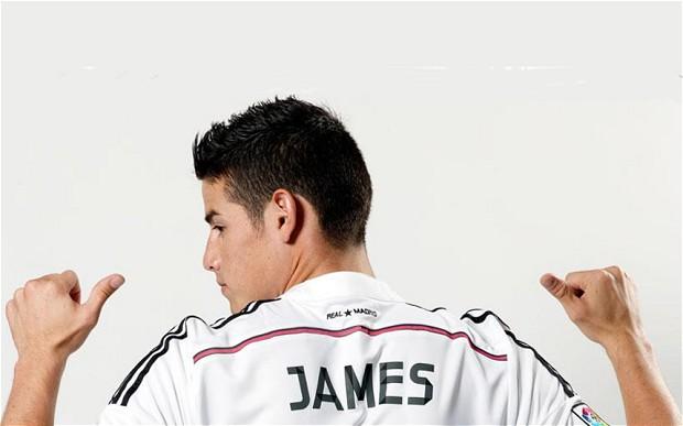 """Хамес Родригес: """"Всегда хотел играть за Реал"""""""