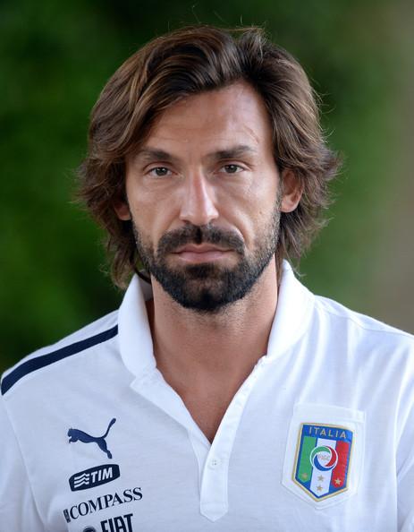 Андреа Пирло снова сыграет за сборную Италии