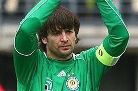 Александр Шовковский не просто вратарь, а живая легенда.