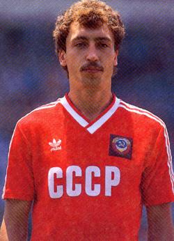 Сергей Алейников - эпохальный футболист