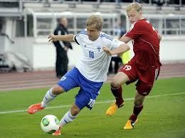 Финские футболисты на большее не способны