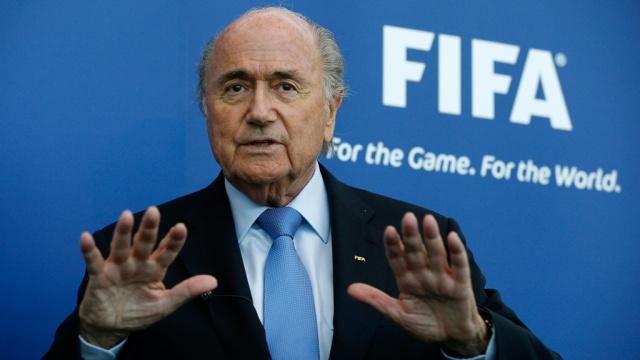 Блаттер планирует стать главой FIFA