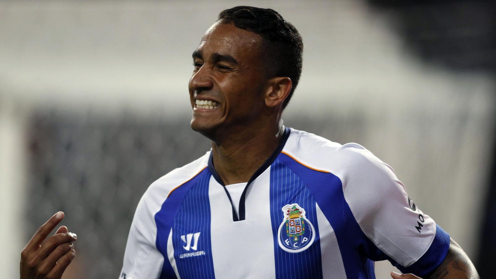 Данило переходит в «Реал»