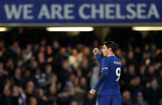 Альваро Мората: «Я хочу добиться успеха с «Челси» прежде, чем вернуться в «Реал»