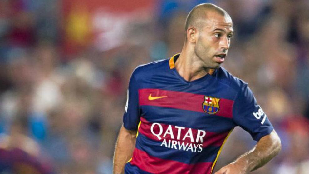 Маскерано признает, что его время в «Барселоне» подходит к концу