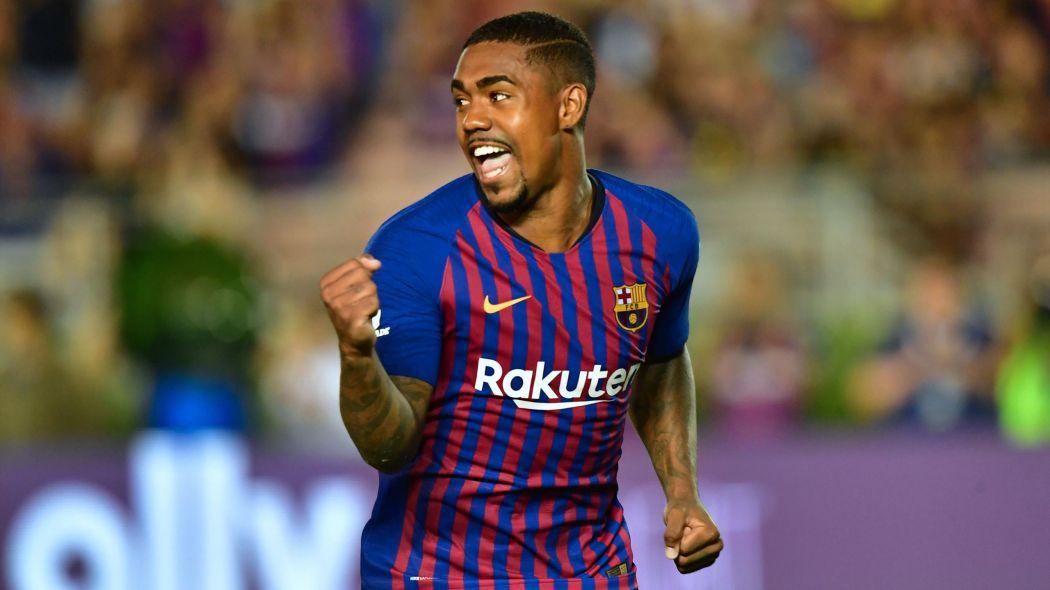 Малкома не устраивает карьера в Барселоне