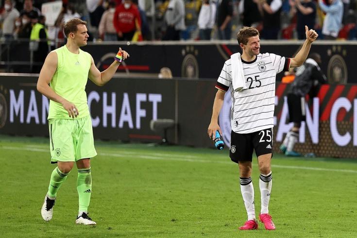 Наступила долгожданная финальная часть футбольного чемпионата Европы по футболу - EVRO 2020