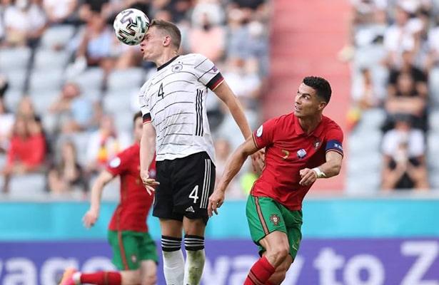 Сборная Германии обыграла Португалию